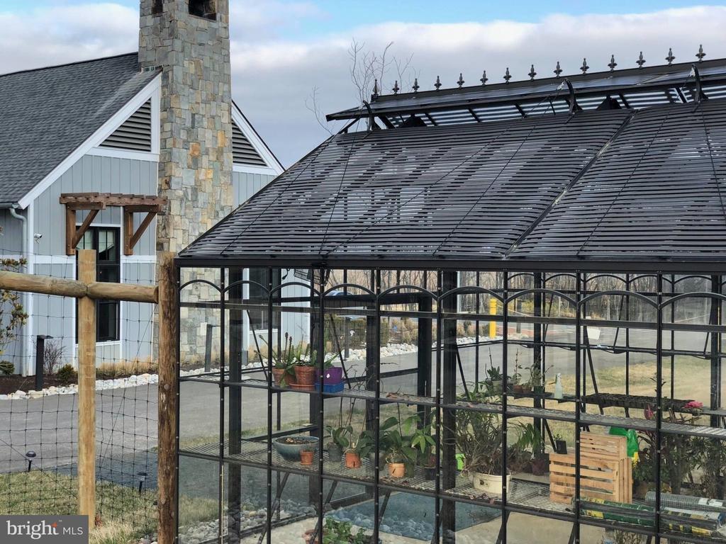 Community Greenhouse, Plots, & Garden Club - 2094 TWIN SIX LN, DUMFRIES