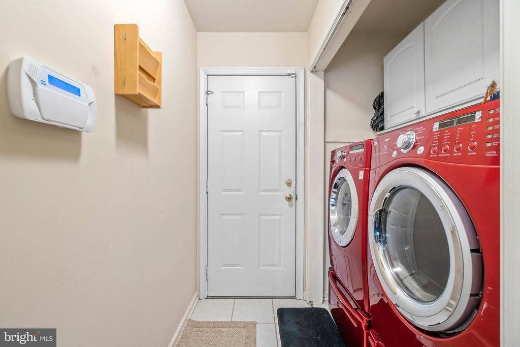 Laundry room - 118 MONTICELLO CIR, LOCUST GROVE