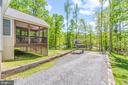Amazing driveway with extra parking space! - 118 MONTICELLO CIR, LOCUST GROVE