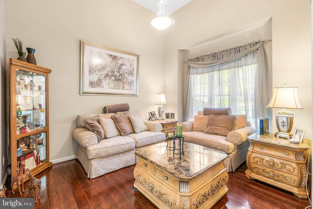 Formal living room or dining room - 118 MONTICELLO CIR, LOCUST GROVE
