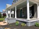 Landscaping is pretty and easy to keep. - 310 AMHERST ST, WINCHESTER