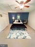 Top level Bedroom #2 - 1501 BROOKE RD, STAFFORD