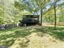 Beautiful Fully Fenced Back Yard - 1501 BROOKE RD, STAFFORD
