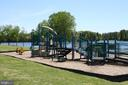 Children's play area near lake - 301 BURR DR, RUTHER GLEN