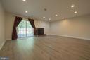Family Room / Recroom - 5605 STILLWATER CT, BURKE