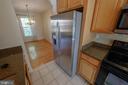 Kitchen - 5605 STILLWATER CT, BURKE