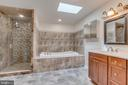 master bath 1 - 916 N CLEVELAND ST, ARLINGTON