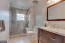 Hallway full bath - 916 N CLEVELAND ST, ARLINGTON