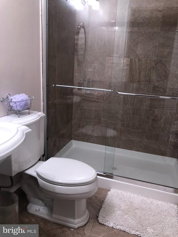 Basement full bathroom - 6166 POHICK STATION DR, FAIRFAX STATION