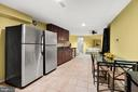 Kitchenette - 8001 THORNLEY CT, BETHESDA