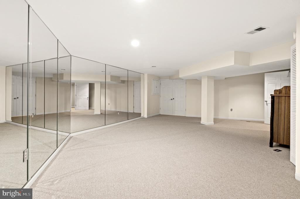 Exercise Room - 8001 THORNLEY CT, BETHESDA
