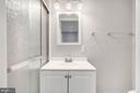 Basement Bathroom - 3605 34TH ST NW, WASHINGTON