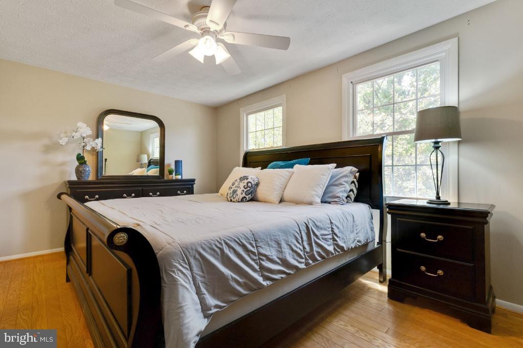 Large primary bedroom en-suite - 12110 PURPLE SAGE CT, RESTON