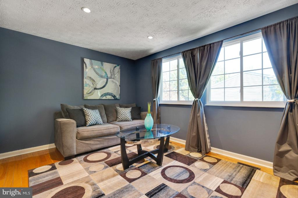 Lots of natural light from double windows - 12110 PURPLE SAGE CT, RESTON