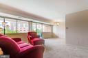 Big windows in Living Room - 431 N ARMISTEAD ST #607, ALEXANDRIA