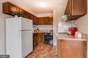 Kitchen - 431 N ARMISTEAD ST #607, ALEXANDRIA