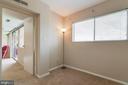 Den or small second bedroom - no closet - 431 N ARMISTEAD ST #607, ALEXANDRIA