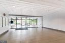 Building Lobby - 431 N ARMISTEAD ST #607, ALEXANDRIA