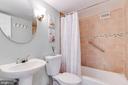 Renovated Bathroom - 431 N ARMISTEAD ST #607, ALEXANDRIA
