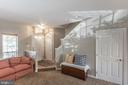 Foyer/Living Room! - 9818 MAITLAND LOOP, BRISTOW