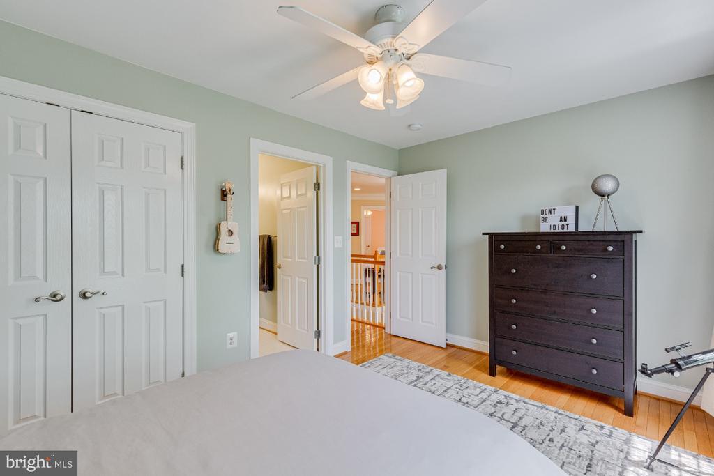 Alt view of bedroom #4 - 42308 GREEN MEADOW LN, LEESBURG