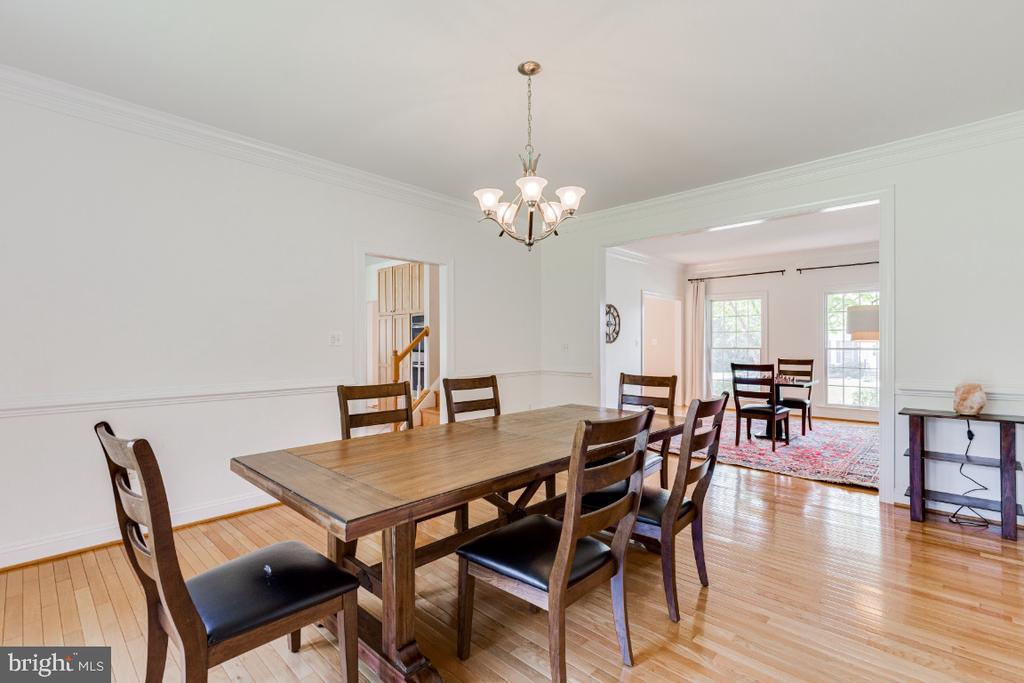 Formal Dining room - 42308 GREEN MEADOW LN, LEESBURG
