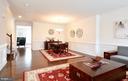 Open concept floorplan - 42615 LISBURN CHASE TER, CHANTILLY