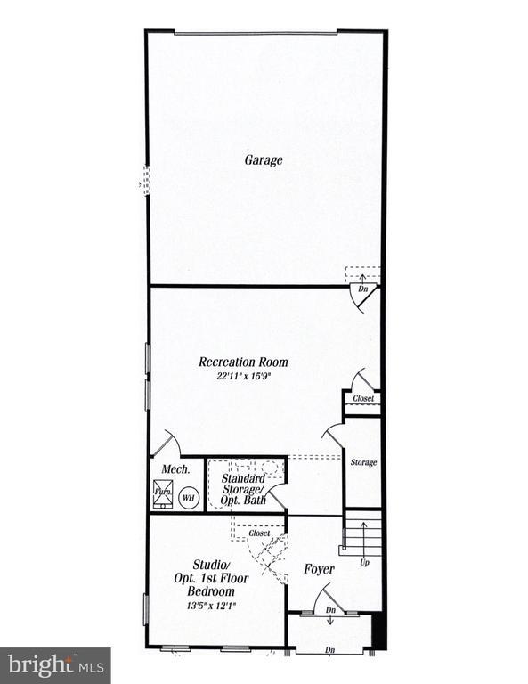 Lower Level - 42238 PALLADIAN BLUE TER, BRAMBLETON
