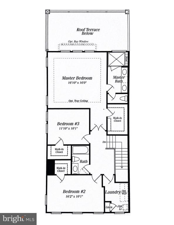 Upper Level - 42238 PALLADIAN BLUE TER, BRAMBLETON
