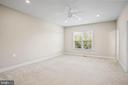 Second bedroom on upper level - 20585 STONE FOX CT, LEESBURG