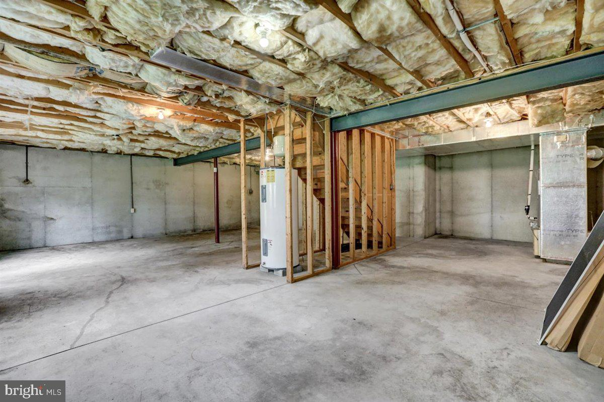 Large basement
