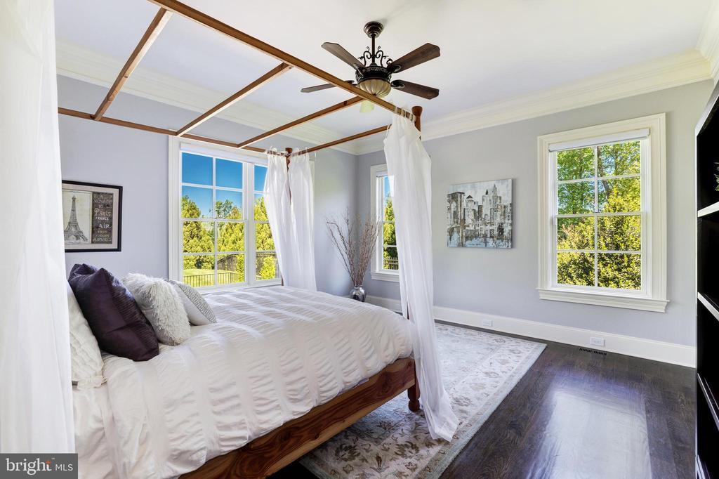 Bedroom #6 (Main Level Bedroom Suite) - 957 MACKALL FARMS LN, MCLEAN