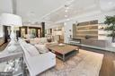 Family Room - 7301 DULANY DR, MCLEAN