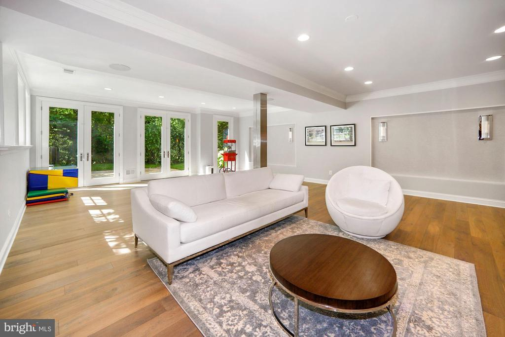 Rec Room - 7301 DULANY DR, MCLEAN