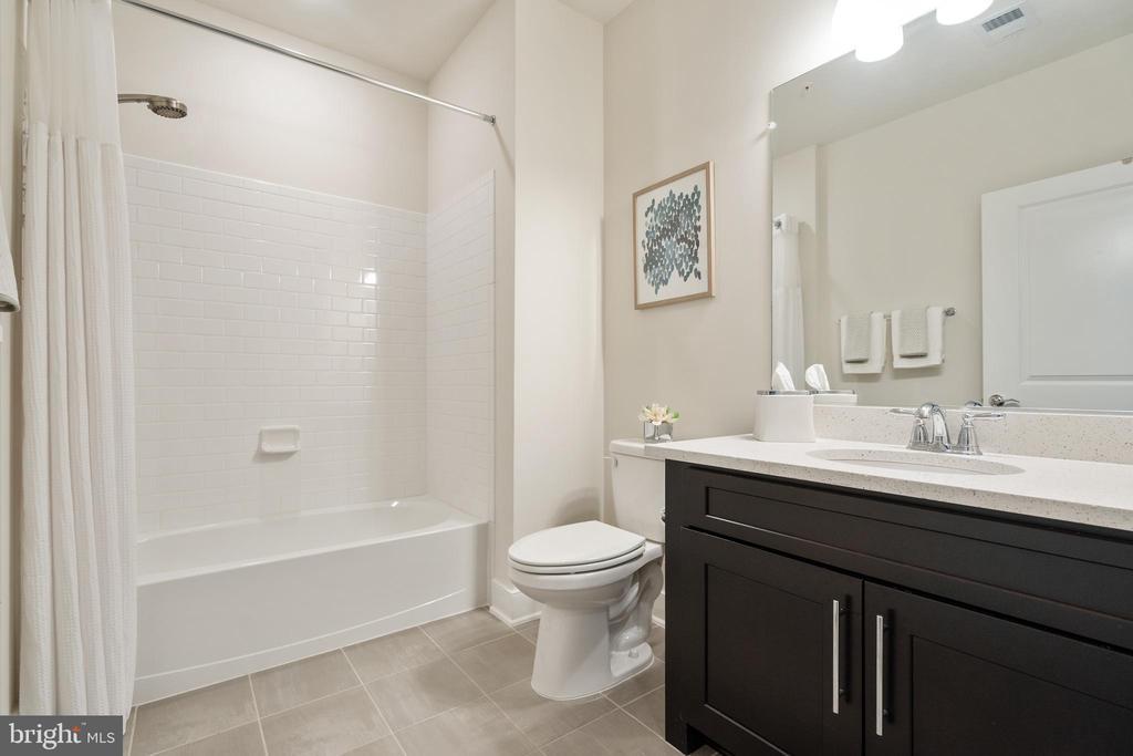 Second bathroom - 11200 RESTON STATION BLVD #301, RESTON