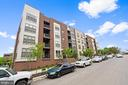 Building and front parking area - 11200 RESTON STATION BLVD #301, RESTON