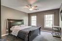 Second bedroom - 20894 LAUREL LEAF CT, ASHBURN