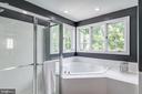 Primary bathroom - 20894 LAUREL LEAF CT, ASHBURN