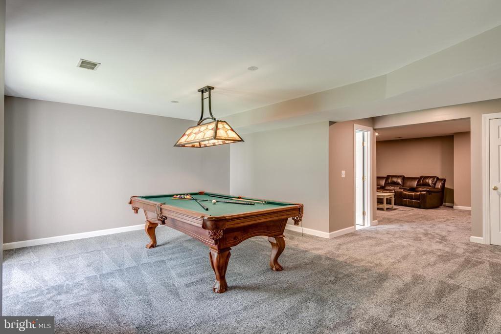 Pool room - 20894 LAUREL LEAF CT, ASHBURN