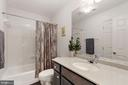 Hall Bath - 17914 RAVEN ROCKS RD, BLUEMONT