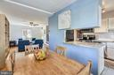 Pass-through from kitchen to dining area - 3270 S UTAH ST, ARLINGTON