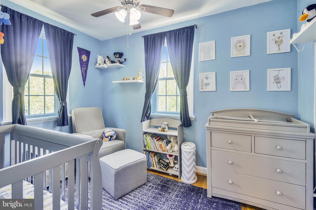 2nd bedroom w/ceiling fan - 3270 S UTAH ST, ARLINGTON