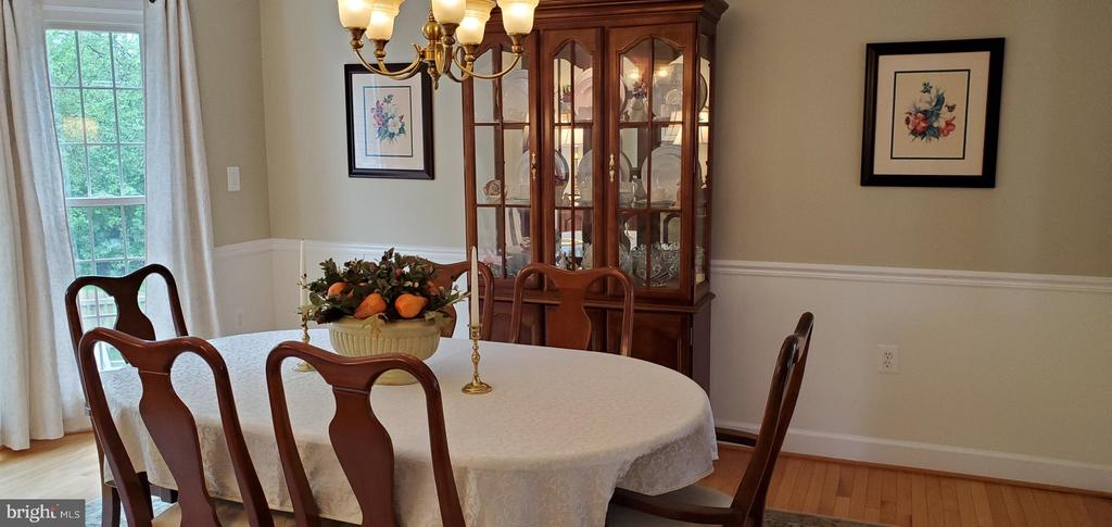 DINING ROOM - 20782 LUCINDA CT, ASHBURN