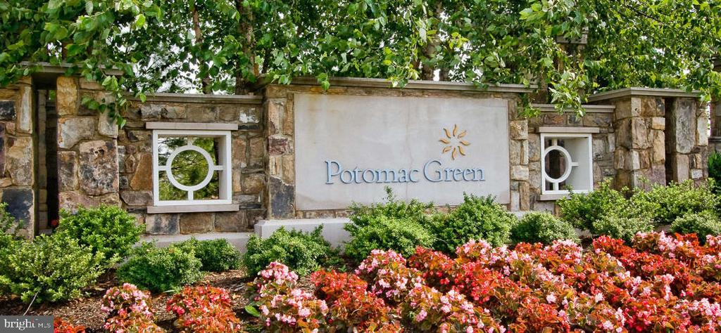 Welcome to Potomac Green  Entrance off Marblehead - 20580 HOPE SPRING TER #207, ASHBURN