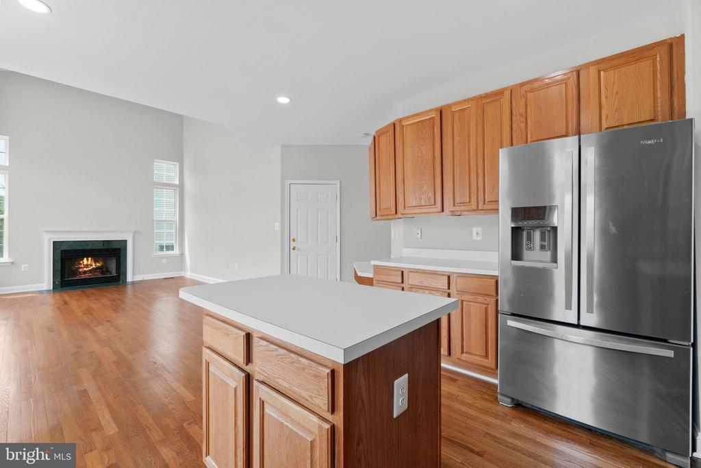 Kitchen - 106 HAVERSACK CT NE, LEESBURG