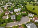 Aerial Photo - 106 HAVERSACK CT NE, LEESBURG