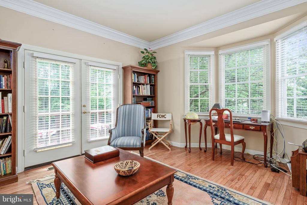 Office with Access to Balcony - 20441 WINFIELD PL, STERLING