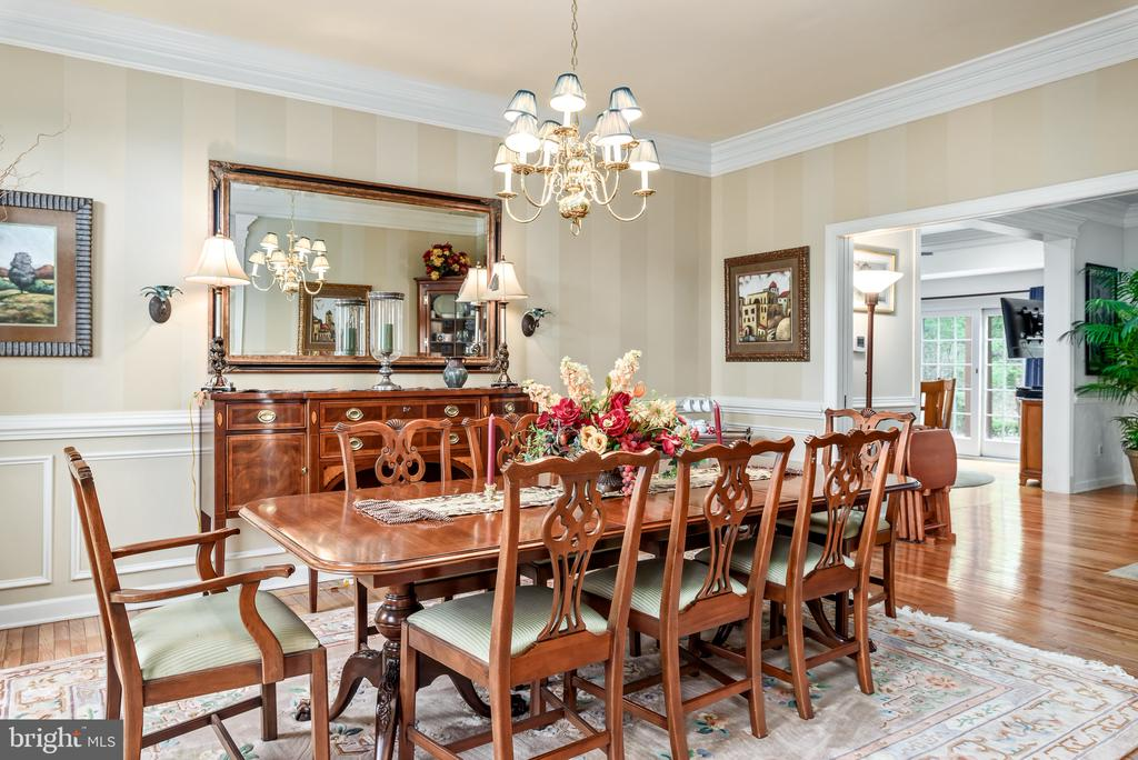 Dining Room - 20441 WINFIELD PL, STERLING