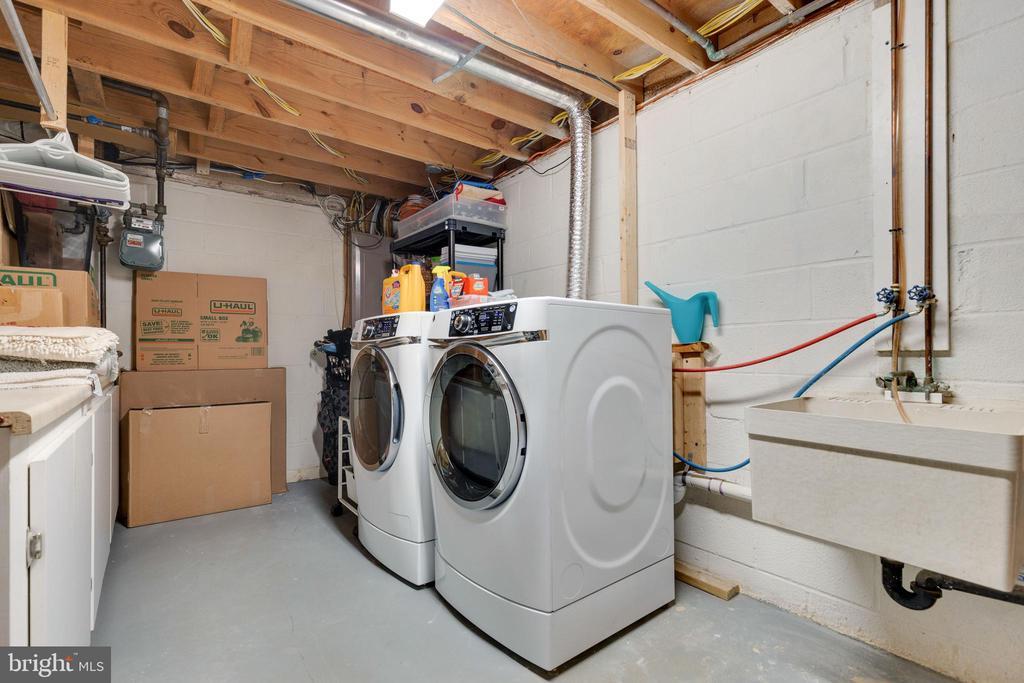 Laundry Storage Room - 5068 COLERIDGE DR, FAIRFAX