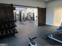 ...a fitness center with locker rooms... - 41959 ZIRCON DR, ALDIE